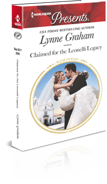 Claimed for the Leonelli Legacy - Lynne Graham